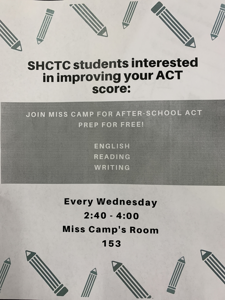 Miss Camp offering ACT Prep