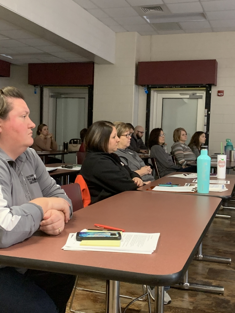 SHCTC staff engaged in PD