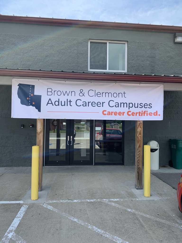 New Banner for the New Adult Education Entity!!
